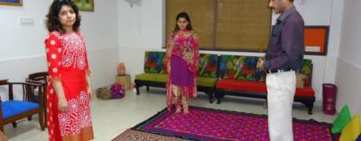 Workshop by KripaJyoti Nisha Singla